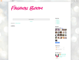 roxi-fashionboom.blogspot.fr screenshot