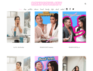 roxysowlaty.com screenshot