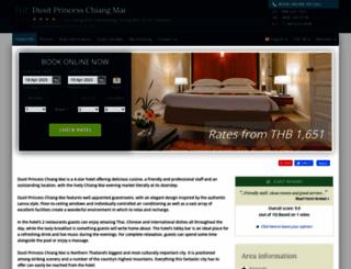 royal-princess-chiang-mai.h-rez.com screenshot