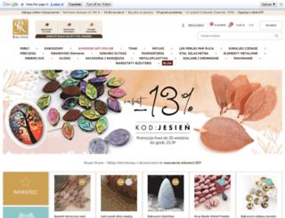 royal-stone.pl screenshot