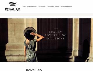 royalad.pl screenshot