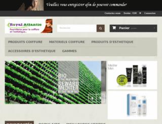 royalatlantic.fr screenshot