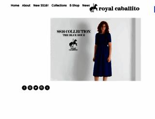 royalcaballito.com screenshot