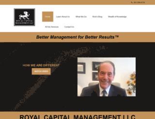 royalcapital.com screenshot