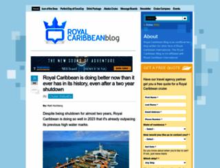 royalcaribbeanblog.com screenshot