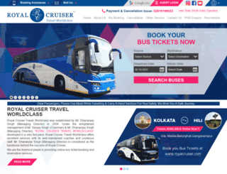 royalcruiser.com screenshot