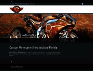 royalcustommotorsports.com screenshot
