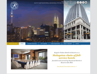 royale-bintang-hotel.com.my screenshot