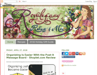 royalegacy.blogspot.com screenshot