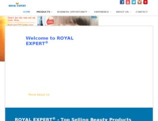 royalexpertsterling.com screenshot