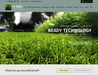 royalgrass.com.au screenshot