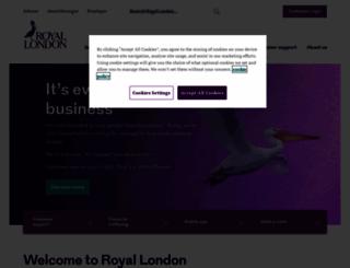 royallondon.com screenshot