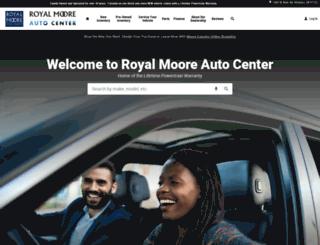 royalmoore.com screenshot