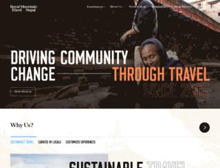 royalmt.com.np screenshot