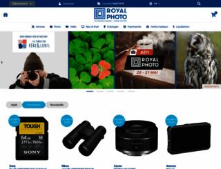 royalphoto.com screenshot