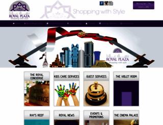 royalplazadoha.com screenshot