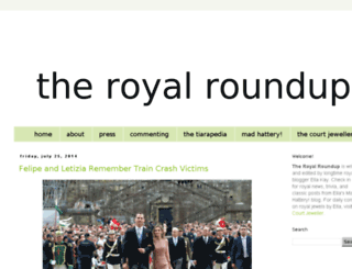 royalroundup.com screenshot