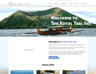 royaltaal.com screenshot
