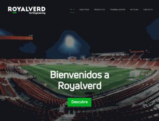 royalverd.com screenshot