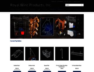 royalwireequine.com screenshot
