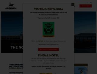 royalyachtbritannia.co.uk screenshot