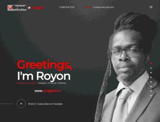royanrootspublishing.com screenshot