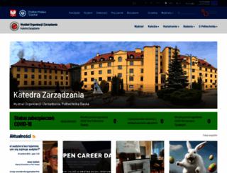 roz4.polsl.pl screenshot