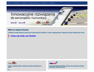 rozklad.com screenshot