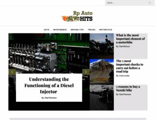 rpautohits.com screenshot