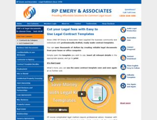 rpemery.com screenshot