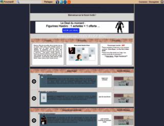 rpg-teen-wolf.forumactif.org screenshot