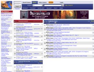 rpg.geekdo.com screenshot