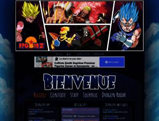 rpgdbz.jeun.fr screenshot