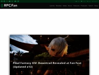 rpgfan.com screenshot