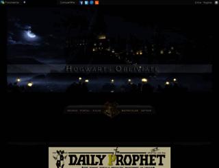 rpghogwartsobliviate.forumeiros.com screenshot