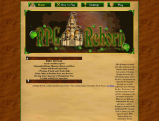 rpgreborn.com screenshot