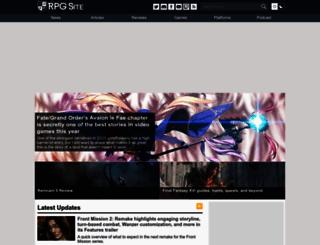 rpgsite.net screenshot