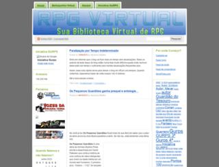 rpgvirtual.wordpress.com screenshot