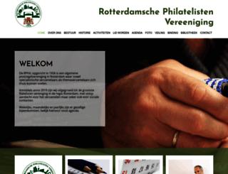 rphv.nl screenshot