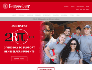 rpi.edu screenshot