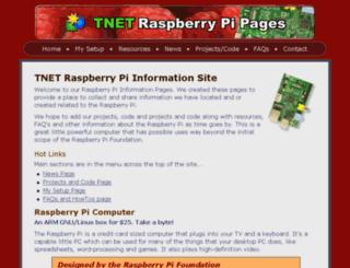 rpi.tnet.com screenshot