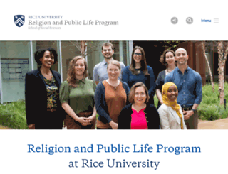 rplp.rice.edu screenshot