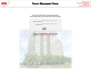 rpm-direct.net screenshot