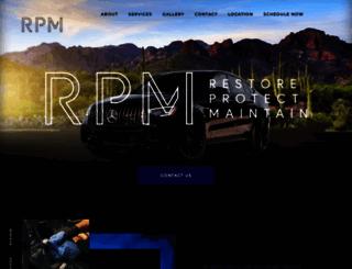 rpmaz.com screenshot