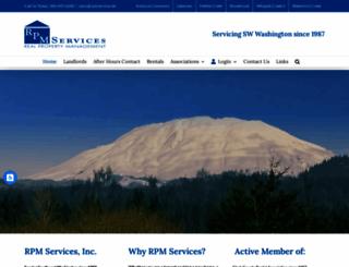 rpmservice.net screenshot