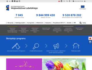 rpo.lubelskie.pl screenshot