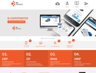 rpsistemas.com.ar screenshot