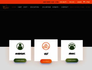 rpzoo.com screenshot