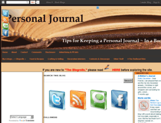 rrbrjournal.blogspot.com screenshot