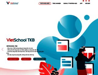 rrem.vietschool.vn screenshot